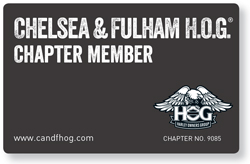 Chapter Membership Card