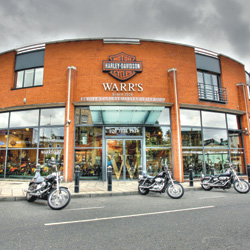 Warr's Kings Road Showroom